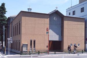 信濃町教会/アクセス